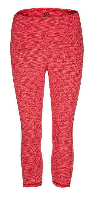 11b8b9bd8333 LOAP Dámske trojštvrťové nohavice Makitana Kn Pink Melange TLW1710 ...
