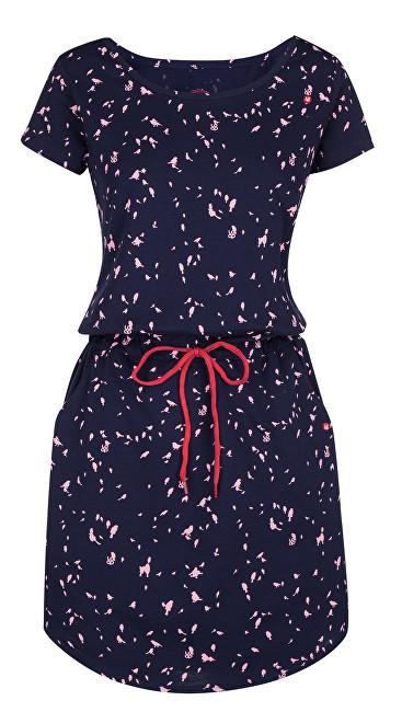 LOAP Dámske šaty Amber Mediv Blue CLW1836-M02X S