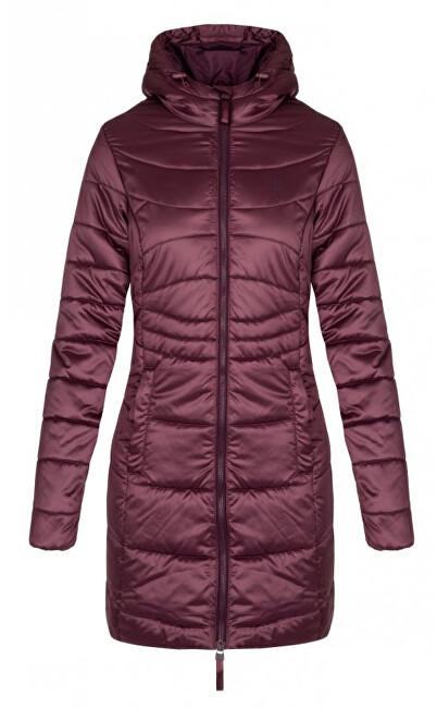 LOAP Palton pentru femei Grape Wine CLW19102-K59K M