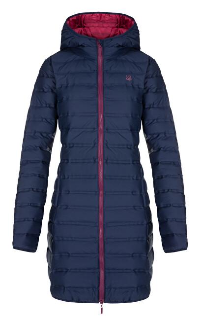 LOAP Jacket Itessa Dress Blue/Pink CLW19120-L13J L