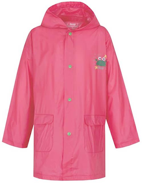 LOAP Detská pláštenka Xaxo Paradise Pink RJK1901-J53J 7-8 let