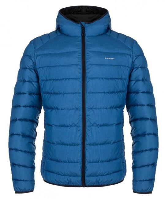 LOAP Geacă pentru bărbati Irussi Dress Blue Melange CLM1956-L13XL M