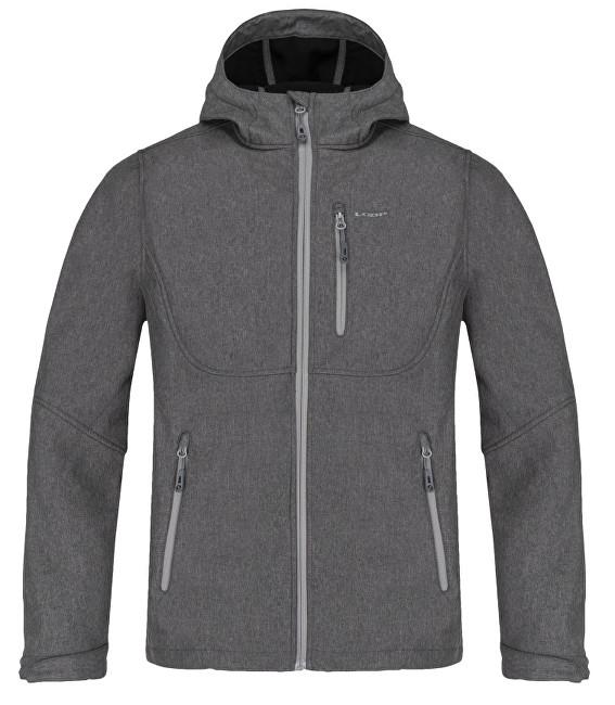 LOAP Jacheta softshell pentru bărbați Leiton Dk Melnage SFM1811-T94X L