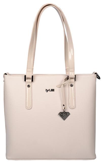LYLEE Elegantní kabelka Danielle Cream