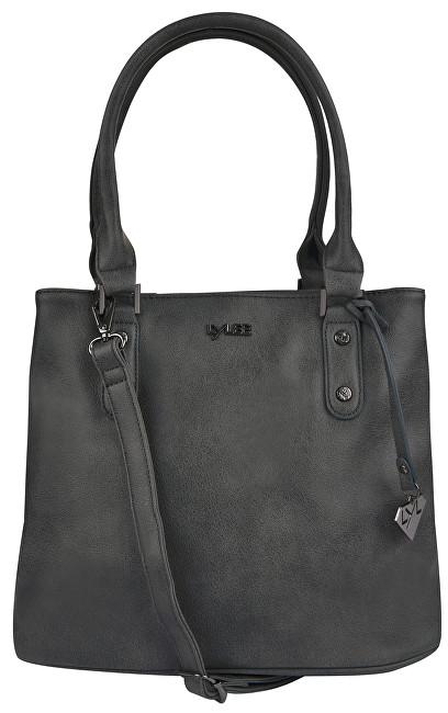 LYLEE Elegantní kabelka Emily Dark Grey