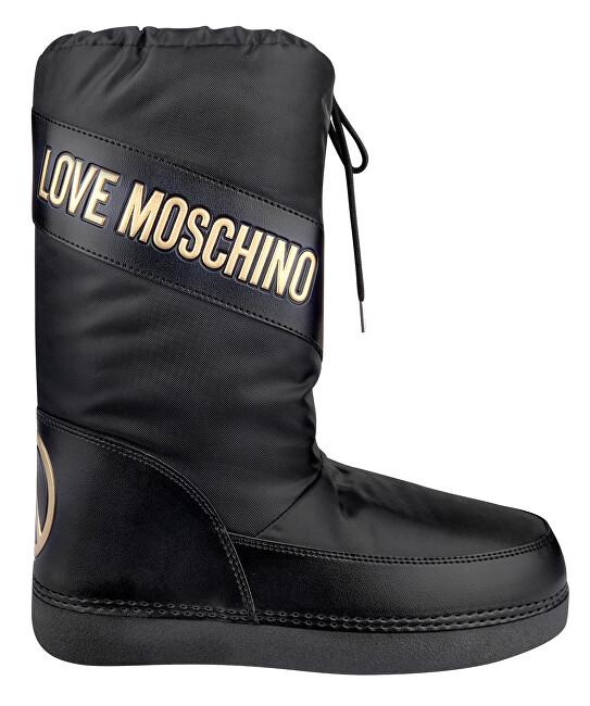 Love Moschino Dámske snehule JA24012G1BIU3000 39-40