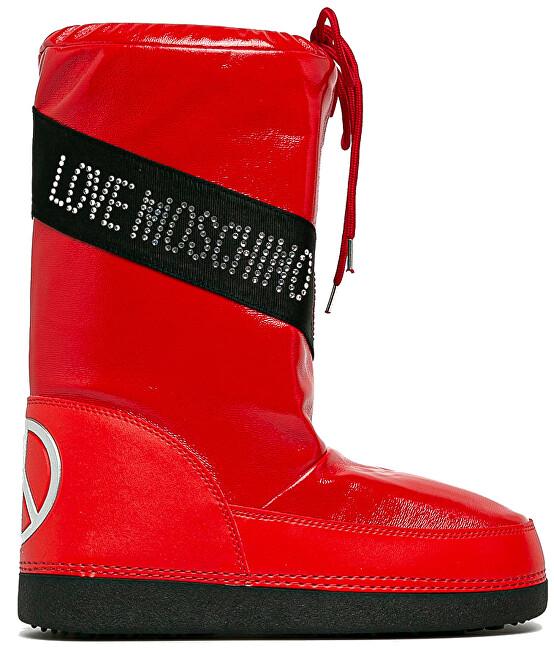 Love Moschino Dámske snehule JA24022G1BIW 1500 39-40