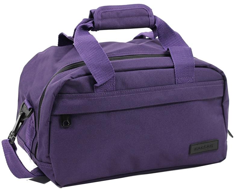 Member's Cestovní taška 14L SB-0043 fialová