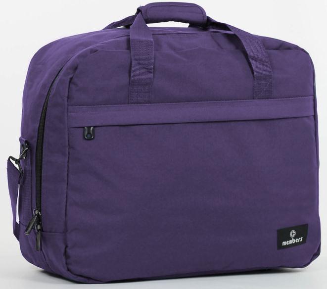Member's Cestovní taška 40L SB-0036 fialová