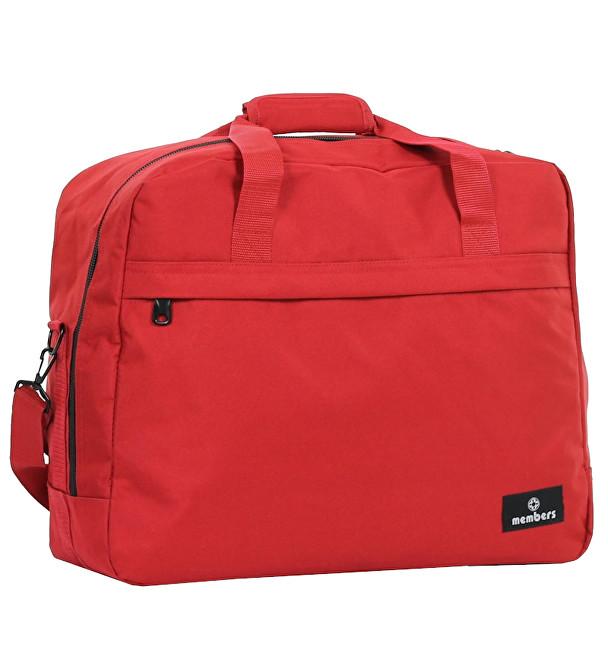Member's taška SB-0036 červená 40L