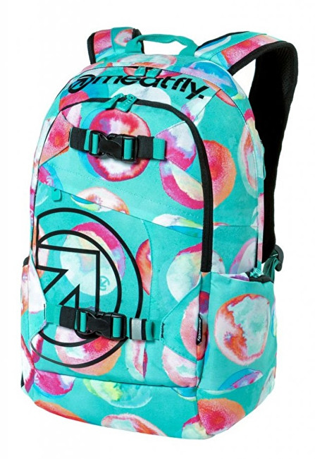 78687dd8a94 Meatfly Batoh Basejumper 4 Backpack F-Blossom Mint