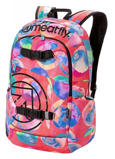 ebec195eac Meatfly Batoh Basejumper 4 Backpack G-Blossom Pink