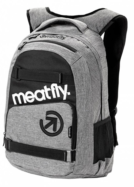 Meatfly Batoh Exile 3 Backpack A-Heather Grey