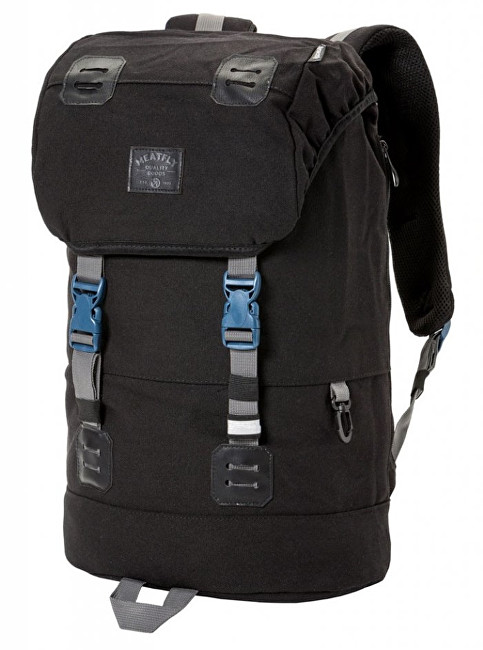 Meatfly Pioneer 3 BackPack D-Black 26l c99b5dbc4e