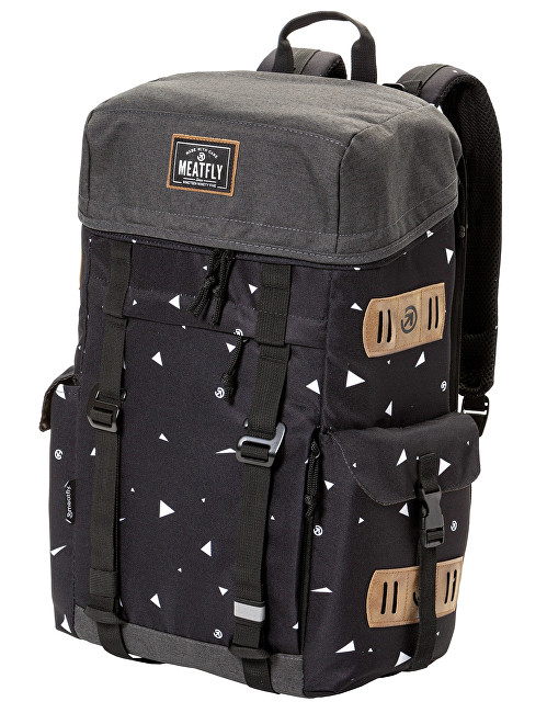 29a8b8e44b Hodinky Meatfly Batoh Scintilla Backpack A-Triangle Black