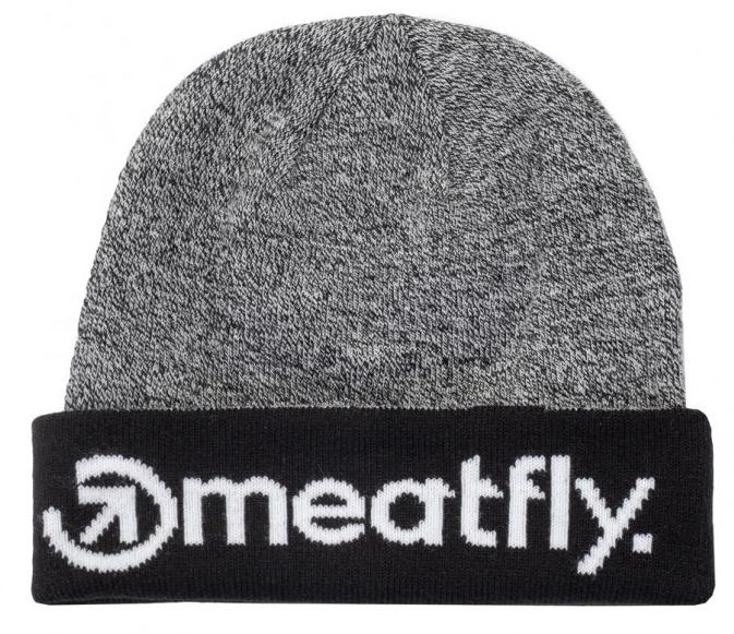 Meatfly Cap Wade 2 B-Heather Grey