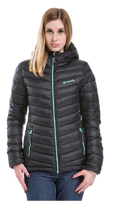 Meatfly Dámska zimná bunda Bell a 2 Jacket A - Black S