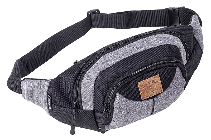 Meatfly Bărbați Wally 2 B-Heather Grey