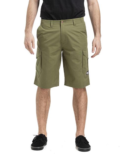 Meatfly Pantaloni bărbați Icon 19 Shorts G-Olive 33