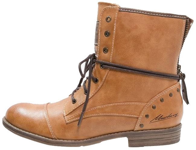 Mustang Dámske členkové topánky 1157508-376 36