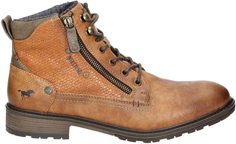 Mustang Bărbați cizme glezna 4140501-301 casting 44