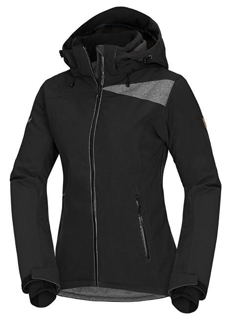 Northfinder Jachetă de ski softshell pentru femei Kelsey Black BU4401SNW-269 M