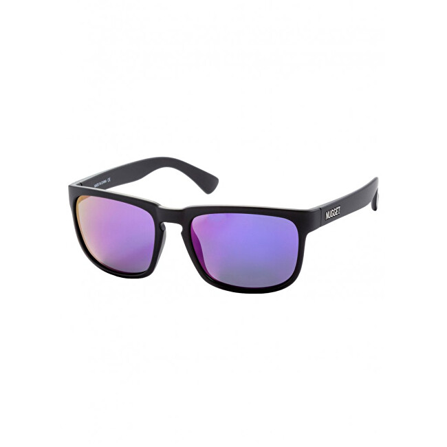 Nugget Polarizační brýle Nugget Clone 2 Sunglasses  S19 F  Black Matt Purple