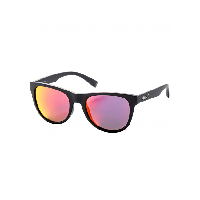 Nugget Polarizační brýle Nugget Whip 2 Sunglasses  S19 B  Black Matt Red
