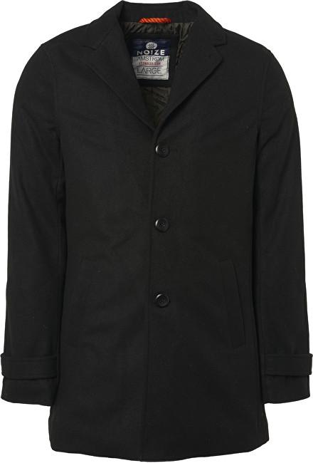 ce392c7fd1f6 Noize Pánsky kabát Black 4765130-00-20 L