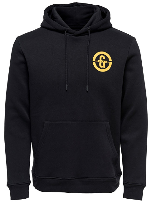 ONLY&SONS Sweat Orlando Sweat Hoodie Black M