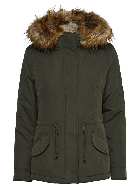 ONLY Jachetă pentru femei New Lucca Parka Jacket Otw Peat M