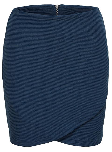 ONLY Fusta de damă Floria Short Skirt Swt Insignia Blue XS