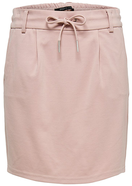 ONLY Fusta pentru femei Poptrash Easy Skirt Pnt Noos Pale Mauve M
