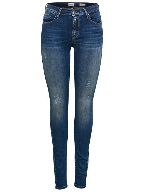 ONLY Blugi pentru femei Shape Reg SK DNM Jeans REA4488 Noos Dark Blue Denim 32