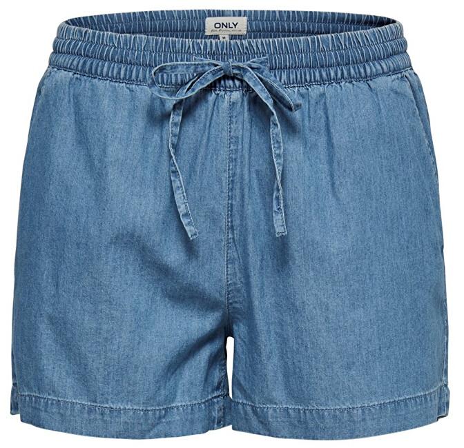 ONLY Femei short Pena Dnm Shorts Box Light Blue Denim L