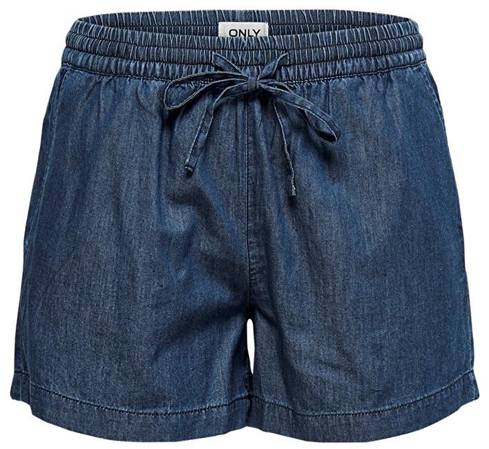 ONLY Femei short Pena Dnm Shorts Box Medium Blue Denim S
