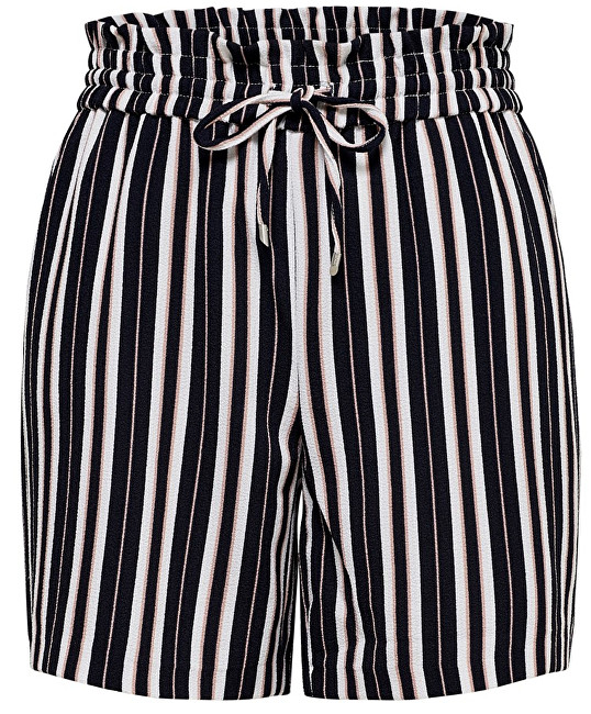 ONLY Pantaloni scurți pentru femei Piper Mw Shorts Tlr Night Sky Cloud Dancer/M 40