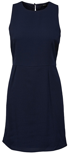 ONLY Dámské šaty Caroline S/L Dress Wvn Night Sky 40