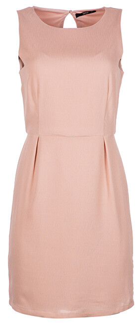 ONLY Rochie Caroline S/L Dress Wvn Rose Smoke 42