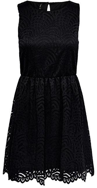 ONLY Rochie pentru femei Edith S/L Dress Jrs Noos Black XL