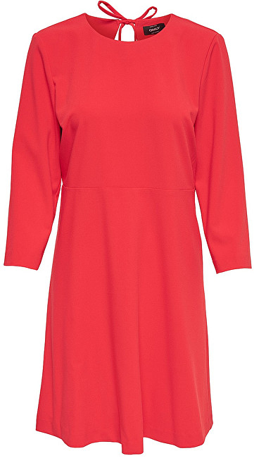 ONLY Rochie Michelle 7/8 Short Dress Tlr Flame Scarlet  42