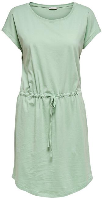 ONLY Dámské šaty ONLMAY 15153021 Frosty Green S