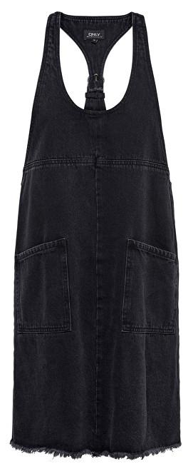 ONLY Femeile rochie Tenna Dnm Spencer Black 40