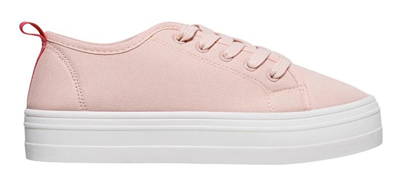 ONLY Teniși pentru femei Sarina Contrast Sneaker Peach 40