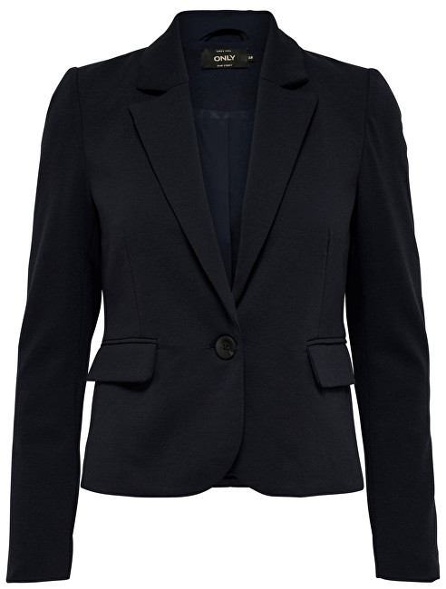 ONLY Dámský blejzr Kira LS Fitted Blazer Tlr Night Sky 40