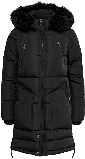 ONLY Palton de damă ONLRHODA WINTER Coat OTW Black XL