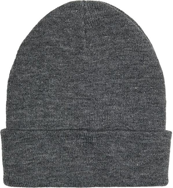 ONLY Dámska čiapka ONLLIV LIFE BASIC BEANIE CC 15207174 Dark Grey Melange