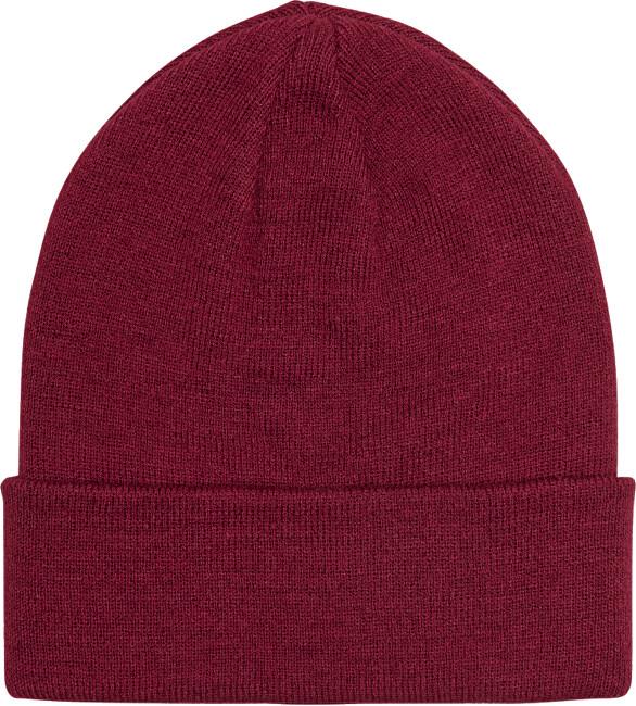 ONLY Dámska čiapka ONLLIV LIFE BASIC BEANIE CC 15207174 Rhubarb