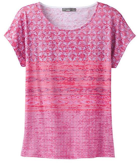 a6cb6be332 Prana Dámske tričko Harlene Top Cosmo Pink Milos S