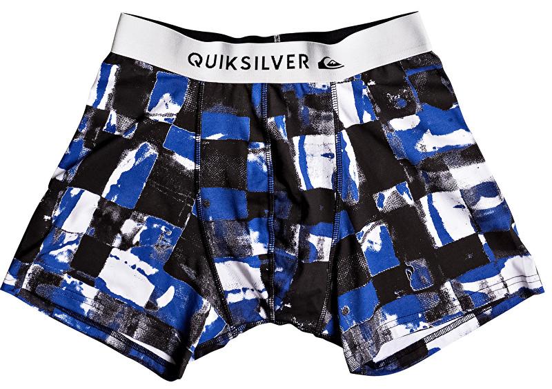 Quiksilver Boxer Boxer Poster Camo blue marocan EQYLW03031-BSG6 S